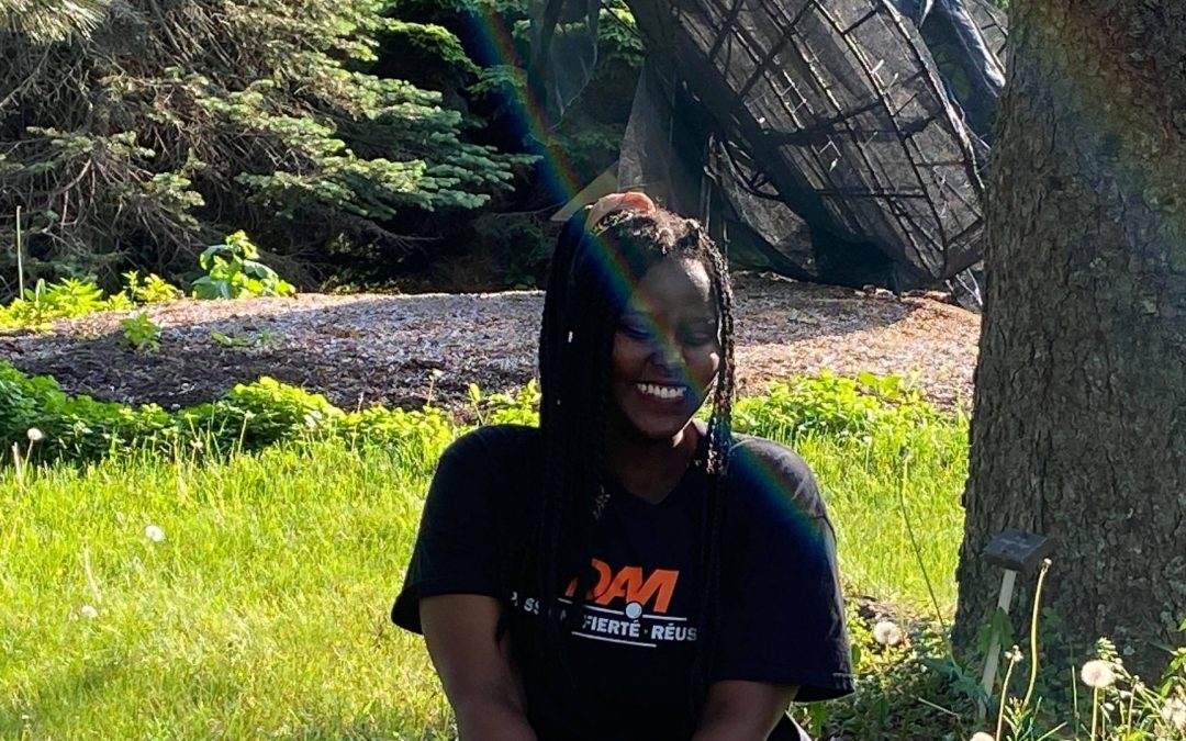 Témoignage Esther Gisa Gafarasi | Tuteur bénévole de DAM